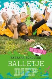 Voetbalgekke meiden Voetbalgekke meiden 3- Balletje Diep