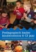 Pedagogisch kader kindercentra 4-13 jaar, E-book
