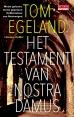 Tom Egeland boeken