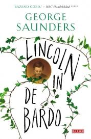 George Saunders boeken - Lincoln in de bardo