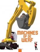 Machines op de werf