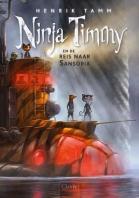 Ninja Timmy en de reis naar Sansoria (deel 2)