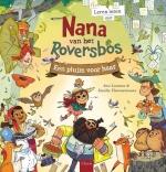 Leren lezen met Nana van het Roversbos. Een pluim voor haar