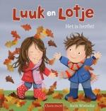 Luuk en Lotje. Het is herfst!