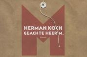 Herman Koch boeken - Geachte heer M. DL