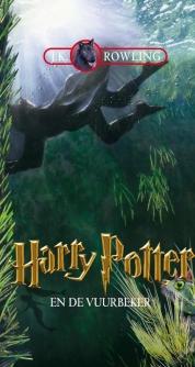 Harry Potter en de Vuurbeker, Deel 4 Luisterboek 16 CD's