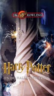 Harry Potter en de halfbloed prins, luisterboek 16 CD's