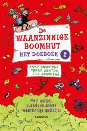 De Waanzinnige Boomhut Het Doeboek 2 Andy Griffiths Terry Denton