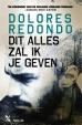 Dolores Redondo boeken