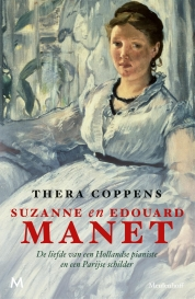 Thera Coppens boeken - Suzanne en Edouard Manet