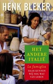 Henk Bleker boeken - Het andere Italië