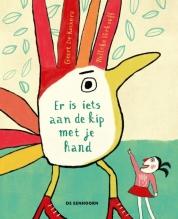 Er is iets aan de kip met je hand