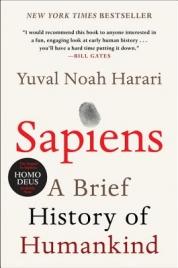 Yuval Noah Harari boeken - Sapiens