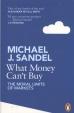 Michael J Sandel boeken