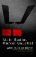 Alain Badiou boeken
