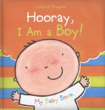 Hooray i am a boy