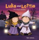 Luke and Lottie. It's Halloween