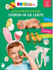 Doremini - Paasvakantieboek 2020: Dieren in de lente