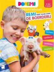 Doremi - Paasvakantieboek 2020: De boerderij