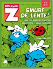 Zonnekind - Paasvakantieboek 2020: Smurf de lente