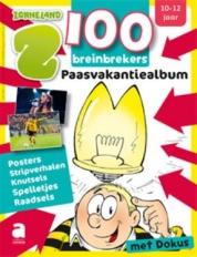 Zonneland - Paasvakantieboek 2020: 100 breinbrekers