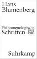 Hans Blumenberg boeken