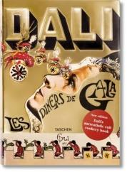 Salvador Dali boeken - Dali. Les diners de Gala