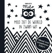 Milo ziet de wereld in zwart wit