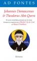 Theodorus Abu? Qurra boeken