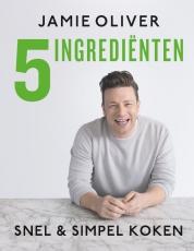 Jamie Oliver boeken - Jamie Oliver - 5 ingredienten