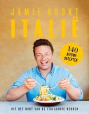 Jamie Oliver boeken - Jamie kookt Italië