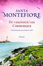 Santa Montefiore boeken - Vuurtoren van Connemara