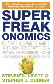 Steven D. Levitt, Stephen J. Dubner boeken - SuperFreakonomics