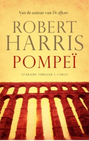 Robert Harris boeken - Pompeï