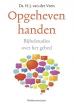 H.J. van der Veen boeken