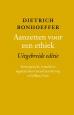 Dietrich Bonhoeffer boeken