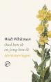 Walt Whitman boeken