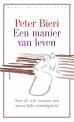 Peter Bieri boeken