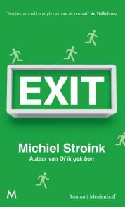 Michiel Stroink boeken - Exit