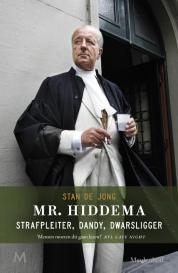 Stan de Jong, Theo Hiddema boeken - Mr. Hiddema