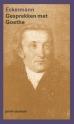 Johann Peter Eckermann boeken