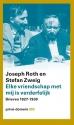 Joseph Roth, Stefan Zweig boeken