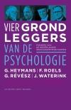 Vier grondleggers van de psychologie
