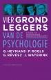 G. Heymans, F. Roels, G. Révész, J. Waterink boeken