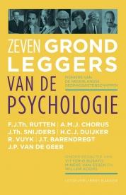 Zeven grondleggers van de psychologie
