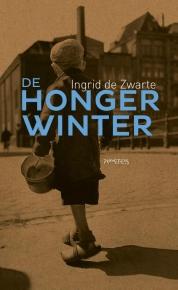 © Prometheus uitgeverij boekomslag, De hongerwinter, Ingrid de Zwarte