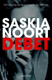Saskia Noort boeken - Debet