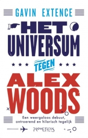 Universum tegen Alex Woods