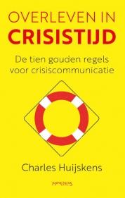 Charles Huijskens boeken - Overleven in crisistijd