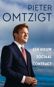 Pieter Omtzigt boeken - Een nieuw sociaal contract